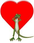 Gecko ValenTine