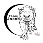 twilight Team Jacob wolf