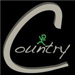 Country Handwritten Gray