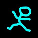 Leap Dancer Aqua