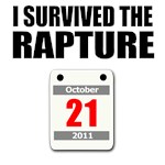 I Survived The Rapture - 21st October 2011