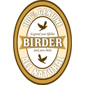 100% Genuine Birder