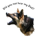 Did you not hear my Dad?