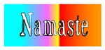 Namaste! Bright and Cheerful.