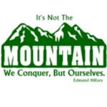 It's Not the Mountain