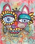 Cheer Owl