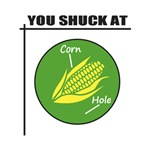 You Shuck at Corn Hole