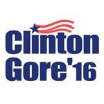 Clinton Gore 2016