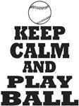 Keep Calm Play Ball
