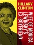 Hillary Clinton Is Scary