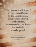 The Tenth Amendment