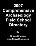 Archaeology Field Schools in this edition