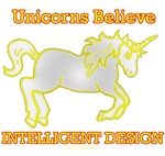 Unicorns Believe in Intelligent Design