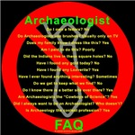 Archaeologist FAQ - No tie needed
