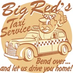 Big Red's Taxi Service