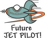 Unique Baby Gifts - Future Jet Pilot