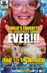 Emilie's Favorite All Audiences Show Ever - April