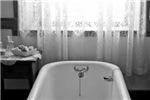 Vintage Claw Foot Bathtub