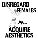 Disregard Females Acquire Aesthetics