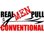 Real Men Pull Conventional