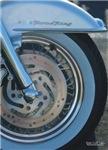 H3185 Motorcycle Watercolor