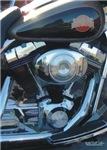 H3182 Motorcycle Watercolor