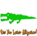 Kids Later Alligator