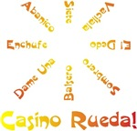 Casino Rueda! (2 designs)