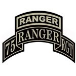 75th Ranger Regiment ACU