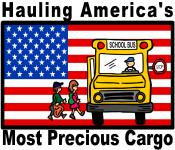 school bus driver's haul Precious Cargo
