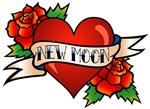 Tattoo New Moon