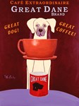 Great Dane Brand Coffee