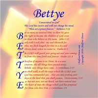 Bettye