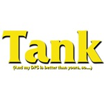 Tank - And my DPS is better than yours, so...