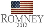 Romney USA Flag Designs