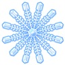 Flurry Snowflake V