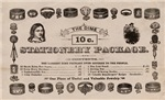 Ten cent stationery
