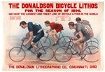 Donaldson Bicycle Litho