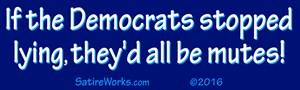 Democrats Mute