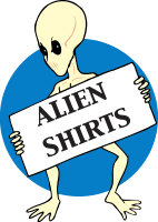 Alien Shirts