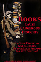 Books Cause Dangerous Thoughts!
