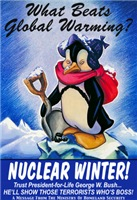 What Beats Global Warming? Nuclear Winter!