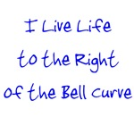 Right of the Bell Curve
