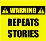 WARNING: Repeats Stories