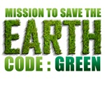 Mission to save the Earth