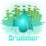 Music Volume Drummer