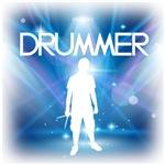 Drummer Sparkle Spotlight