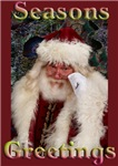Seasons Greetings from Father Christmas
