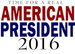 Time For A Real American President