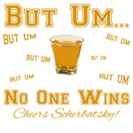 But Um Drinking Game